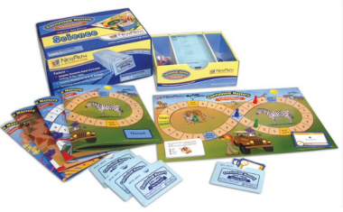 NEW YORK Grade 3 Science Curriculum Mastery® Game - Class-Pack Edition
