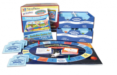 FLORIDA Grades 8 - 10 Curriculum Mastery® Set - Language Arts, Math, Science & Social Studies