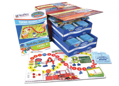 TEXAS Grade 1 Curriculum Mastery® Set - Language Arts, Math & Science
