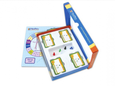 Grade 1 Math Curriculum Mastery® Game - Study-Group Edition