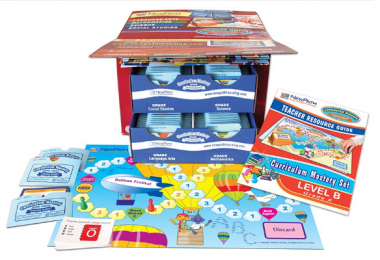 NEW YORK Grade 2 Curriculum Mastery® Set - Language Arts, Math & Science