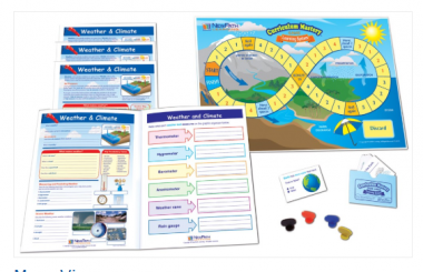 Weather & Climate Learning Center, Gr. 3-5