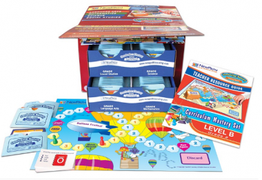 Grade 2 Curriculum Mastery® Set - Language Arts, Math & Science