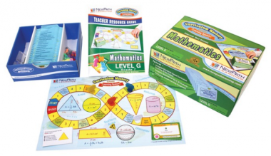 FLORIDA Grade 7 Math Curriculum Mastery® Game - Class-Pack Edition