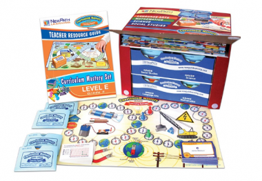 Grade 5 Curriculum Mastery® Set - Language Arts, Math, Science & Social Studies