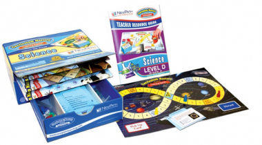 NEW YORK Grade 4 Science Curriculum Mastery® Game - Class-Pack Edition