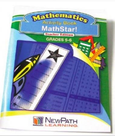 Mathstar Workbook - Grades 5 - 6 -Print Version