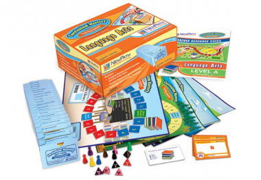 NEW YORK Grade 1 Language Arts Curriculum Mastery® Game - Class-Pack Edition