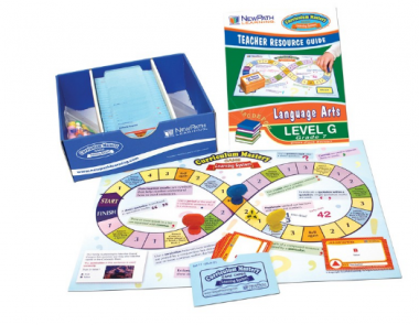 Grade 7 Language Arts Curriculum Mastery® Game - Class-Pack Edition
