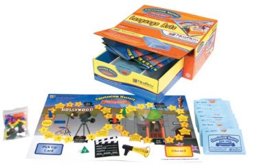 NEW YORK Grade 6 Language Arts Curriculum Mastery® Game - Class-Pack Edition