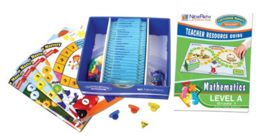 TEXAS Grade 1 Math Curriculum Mastery® Game - Class-Pack Edition