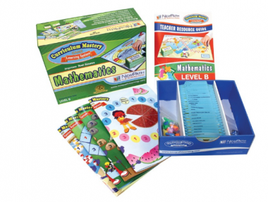 Grade 2 Math Curriculum Mastery® Game - Class-Pack Edition