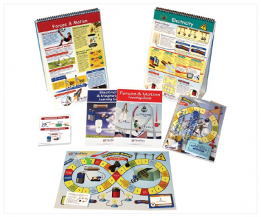 Motion, Forces and Interactions Skill Builder Kit
