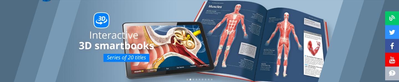 3D smart Book