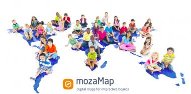 Phần mềm bản đồ số- mozaMap