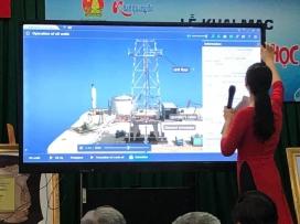 Giao lưu, chia sẻ về ứng dụng công nghệ thông tin trong giảng dạy tại trường THCS Lê Quý Đôn Quận 3 TP.HCM