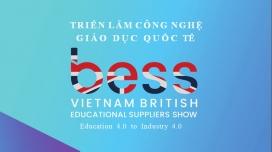 Việt Nam lần đầu tiên tổ chức triển lãm công nghệ giáo dục quốc tế BESS 2019