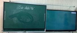 Bảng xanh thông minh - Giải pháp hữu hiệu cho dạy học trực tuyến
