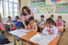 Cô giáo Phương miệt mài gieo chữ cho trẻ vùng cao