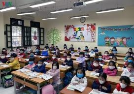 Ứng phó dịch Covid-19: Nhà trường tự tin triển khai công nghệ số