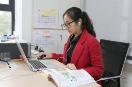 Trường phổ thông sẵn sàng học trực tuyến sau Tết