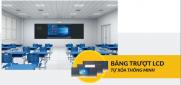Bảng  LCD - Giảng dạy không bụi