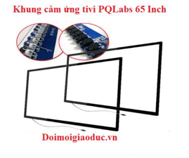 Khung cảm ứng tivi 65 inch - PQLabs