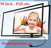 Khung cảm ứng tivi 98 inch - PQLabs