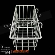 Rổ Treo Lưới M4 Trắng